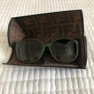 Fendi Oversized Sunglasses
